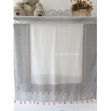 Lange Polyester leichte Schal gemacht