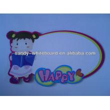 Magnetic Mini Kunststoff Whiteboard, Kinder Whiteboard XD-CH082-1