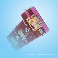 Película de Embalagem de Géneros Alimentícios para Alimentos