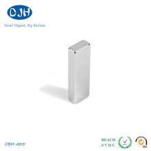Standard N40 Grade gesinterte NdFeB Magnetische Materialien