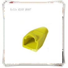 YELLOW RJ45 boot Cap for CAT 5/5e/6 Ethernet cables