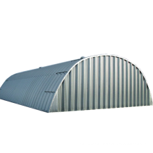 quonset hut garage and arch building metal buildings quonset metal roof house screw-joint metal roof workshop