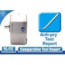 MOK@ 78/50WF Anti-pry Comparative Test Report