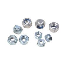 Porca de trava hexagonal inserir DIN985 (cz476)