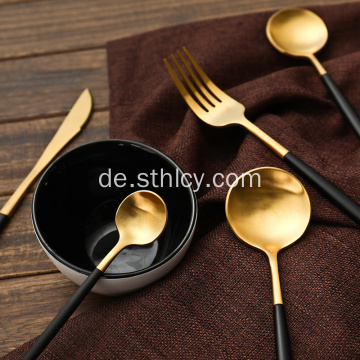 4er Set Restaurant Western High Quality 304 Besteck