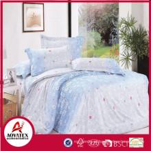 100polyesterbed cobre lençóis e travesseiros, fabricantes de conjunto de roupa de cama na China
