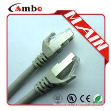 China Manufacturing ftp cat6 patch cord Screened 8P8C