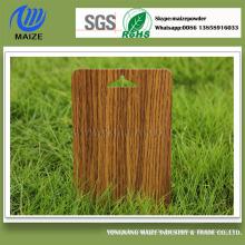 RoHS Standad Dekoration Holz Effektpulver