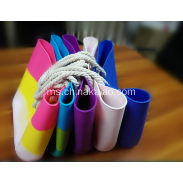 Hot New Colorful Candy Silicone Beach bag Tote Handbag Shoulder Bag