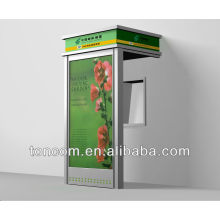 ATP-15 Semi-open Self-service Booth
