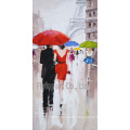 Canvas Oil Painting Reproduction (ZH4030)