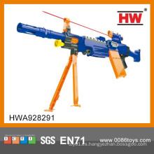 2014 pistola de plástico suave eléctrica mejor juguete niño