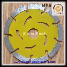 Горячей нажата алмазные пилы для гранита мрамора резки бетона