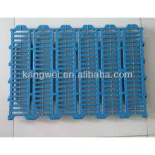 600 * 400mm sol en plastique dur pour porcs