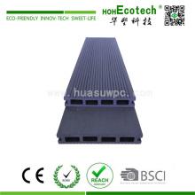 Revêtement de pont composite en plastique bois anti-UV