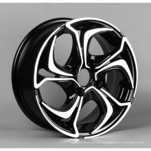 TAMANHO: 2017 novo design HT-526 aro da roda pós-mercado, 14 * 6/15 * 6,5 / 16 * 7/17 * 7 ET: 26/35 CB: 57-73,1 H / PCD: 4/5 * 100 / 114,3