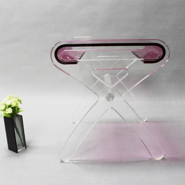 2018+factory+price+Elegant+Modern+Design+acrylic+chair