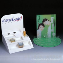 Cosmetic Display Box with PVC Tray
