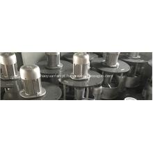 Ventilador axial de prova - ventilador de circulação de ar quente