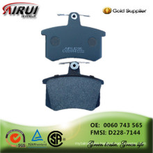 NOA ,disc brake pads, OE quality, auto parts(OE: 443 698 151 C / FMSI: D290-7143)