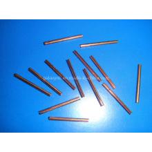 Tubulação de cobre de fósforo micro