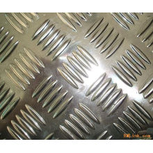 Five Bars Checkered Aluminum sheet