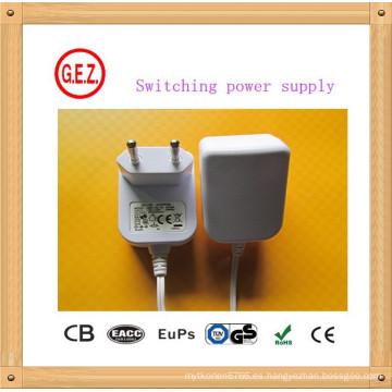 Adaptador KC UL GS CE CB C-tick 1.6v