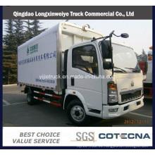 Camión ligero de 5ton Sinotruk HOWO 4X2