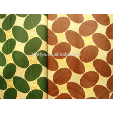 Polyeste African boubou fabric FEITEX damask wholesale African jacquard printed fabric
