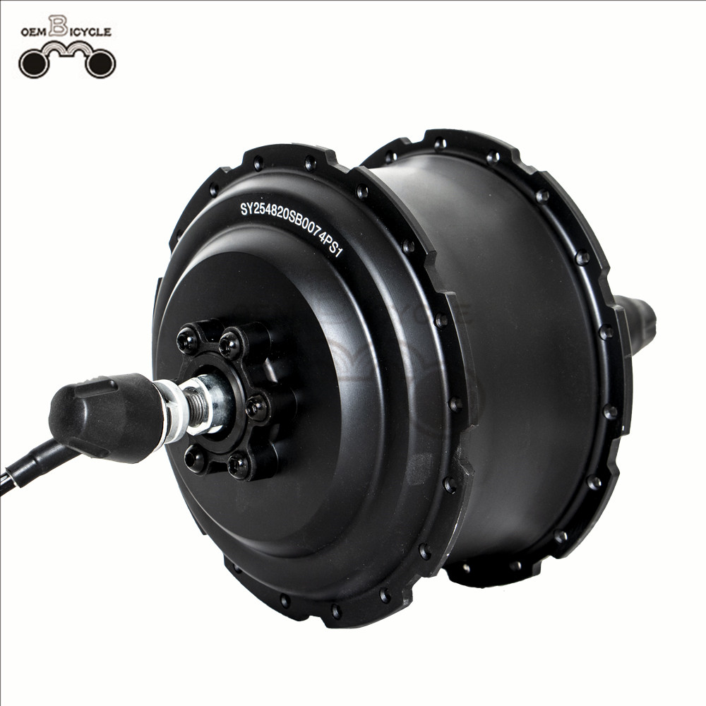 EM13 المنقولة 500 FAT 36V E BICYCLE MOTOR