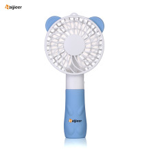 Bear Portable USB Rechargeable Mini Desk Handheld Fan