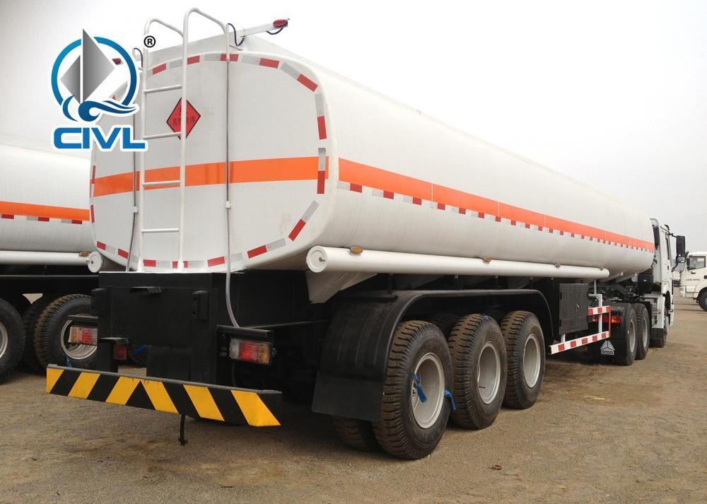 Oil Tanker Semitrailer