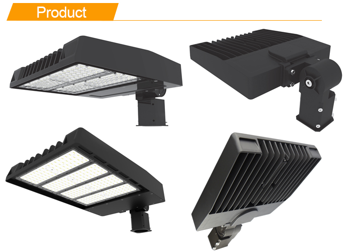 ETL Led Parking Lot Led Lights