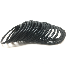China Manufacture DIN3771 Standard Sizes Food Grade Silicone Rubber O ring For Sales