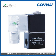 2V025-06 08 two way solenoid valve DC24V AC220V solenoid switch valve 2/2 normally closed