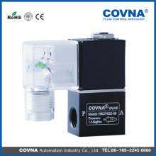 2V025-06 08 двухходовой электромагнитный клапан DC24V AC220V соленоидный клапан переключения 2/2 нормально закрытый