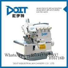 Máquina de coser automática del overlock del vendedor caliente DT6716D