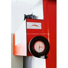 Metal sheet CNC guillotine bending machine