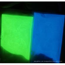 Leuchtendes Pulver für photolumineszierende Leuchtpigmente für Farben
