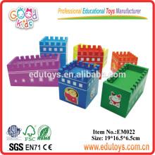 The Great Wall blocks EN71 wooden toys