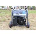 Générateur d'essence à usage domestique 5kw / 5000W avec alternateur 100% cuivre