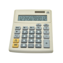 12 Digits Desktop Calculator with 2 Memory Function