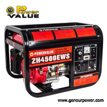Power Value 3500W 3.5kVA Gasoline Generator, 3.5kw Generator South Africa