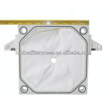 800 Serie PP CGR Filterpresse Platte