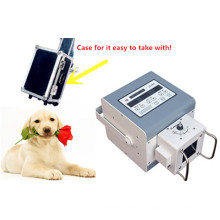 Máquina de rayos x veterinario veterinaria radiografía Portable