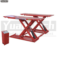 Automotive Low Mid Rise Scissor Car Lift