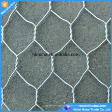 Precios de esgrima de alambre de aves de corral galvanizado más barato / Malla hexagonal de anping galvanizado barato