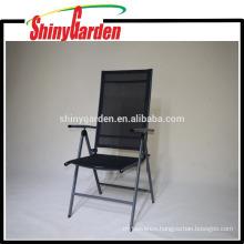 Leisure Steel Frame 7 Gears Adjustable Folding Chair