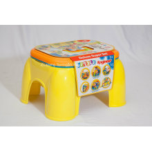 Brinquedo de jogo de fezes Set para Super Deluxe Engineer Set