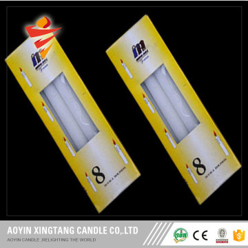 24g Color Stick Candles Angola Velas
